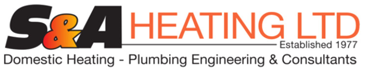 S&A Heating Logo